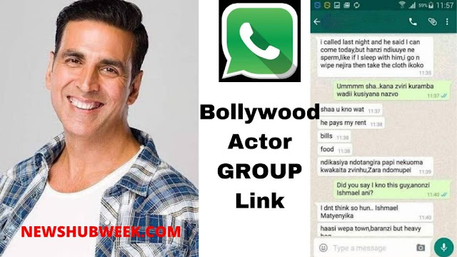 Join 20+ Bollywood Actor Whatsapp Group Links Latest Update