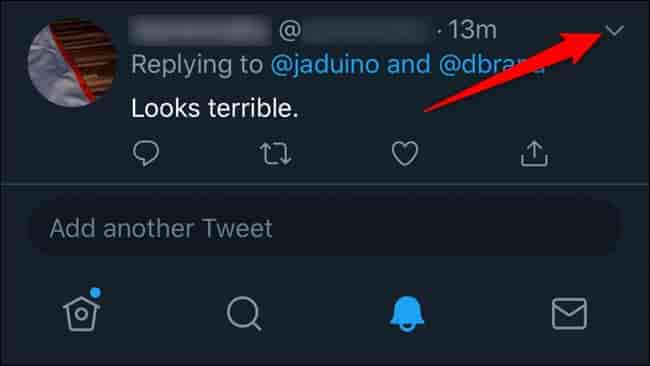 How to Hide Twitter Replies
