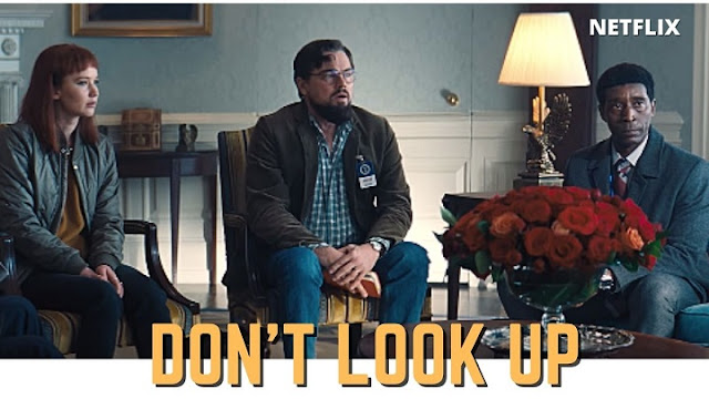 Don't Look Up Trailer And Cast