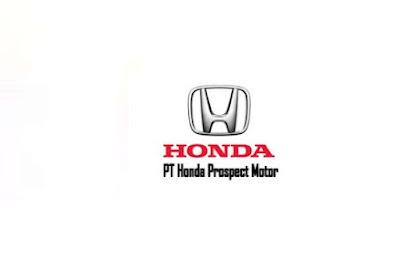 Lowongan Kerja SMA D3 S1 PT Honda Prospect Motor Agustus 2021