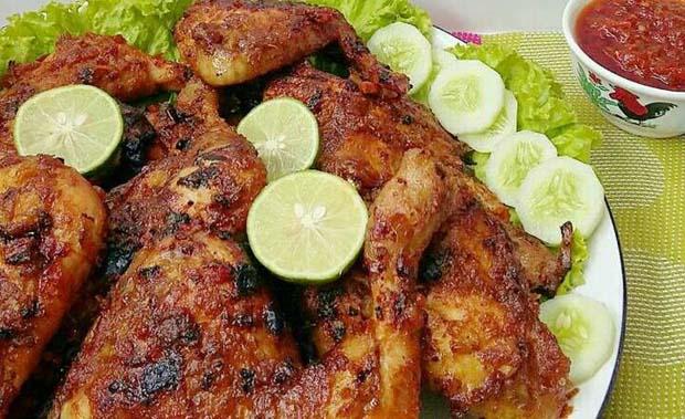 Rahasia Resep Enak Ayam Bakar Taliwang