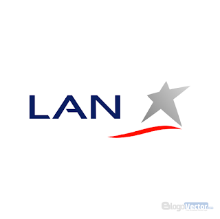 LAN Airlines Logo vector (.cdr)