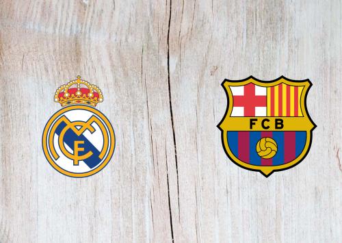 Real Madrid vs Barcelona -Highlights 1 March 2020