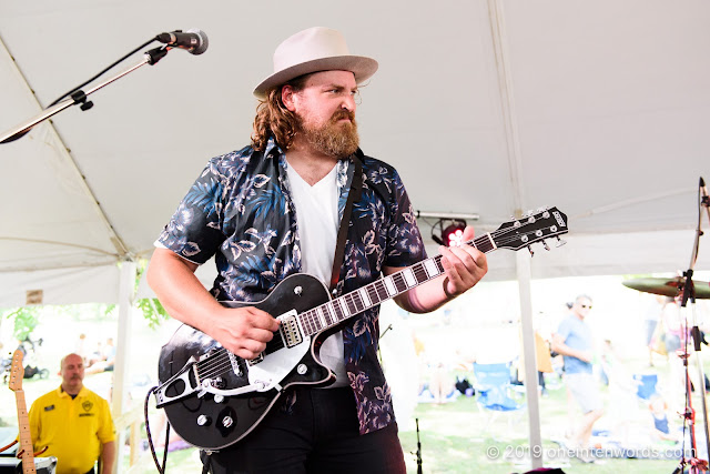 The Redhill Valleys at Riverfest Elora on Sunday, August 18, 2019 Photo by John Ordean at One In Ten Words oneintenwords.com toronto indie alternative live music blog concert photography pictures photos nikon d750 camera yyz photographer summer music festival guelph elora ontario