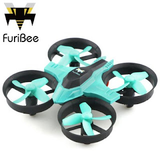 Spesifikasi Drone Furibee F36 - OmahDrones