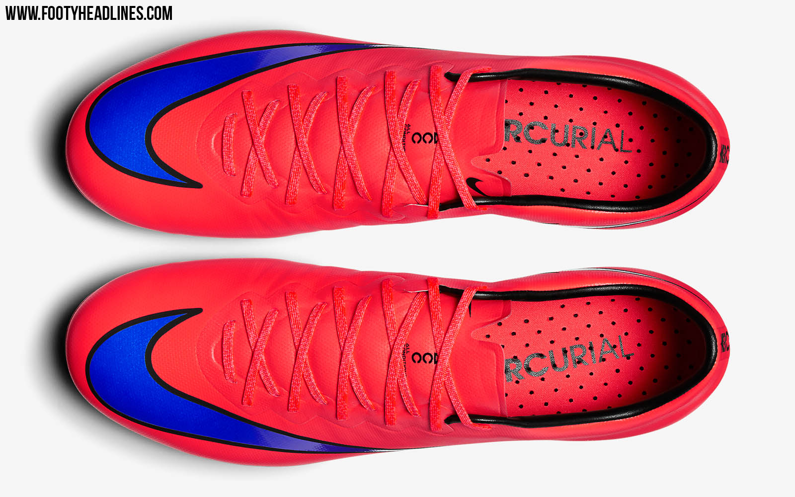 3582c95511c ... ebay red nike mercurial vapor x summer 2015 boots released . 63452 bf1cf