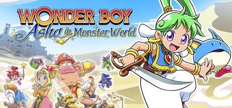 Wonder Boy Asha in Monster World-CODEX