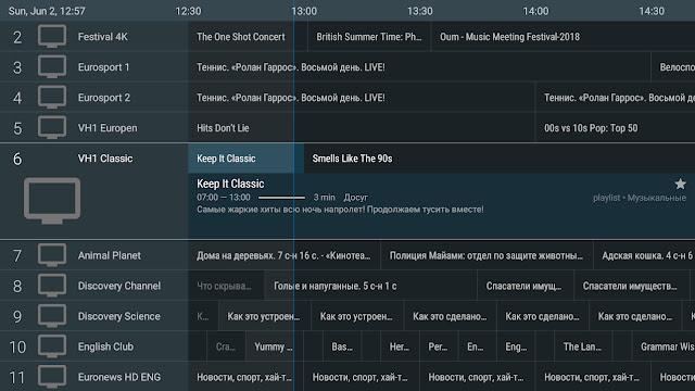 TiviMate IPTV Player - Um bom player para as Boxs Android