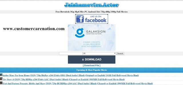 Jalshamoviez | Download Latest Bollywood and Hollywood Hindi Movies