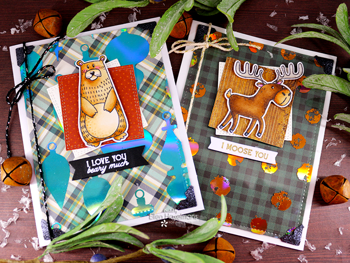 #ThermOWeb #Foil #DecoFoil #TransferSheets #PeachPrincess  #glassslipper#friendship #card #cardmaking #stamps #distress #ink #handmade #paper #craft #distressink #stamp #christmas #tutorial #foil #fairytale #Brutus  #Monroe  #Designer  #Toner  #Sheets  #Distress #Circles #Photoplaypaper #camphappybear