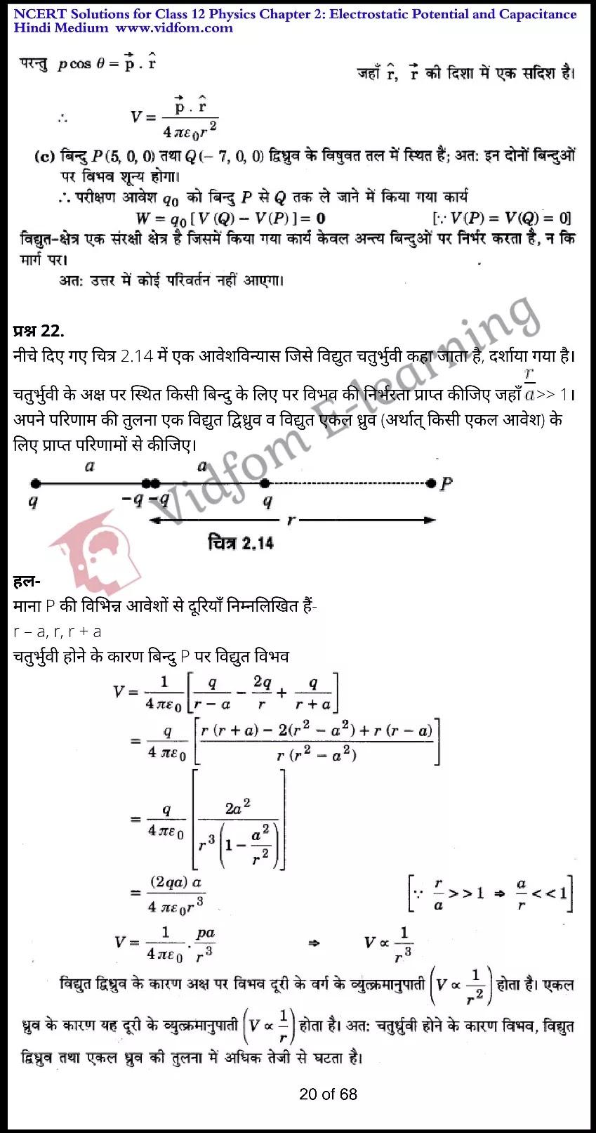 class 12 physics chapter 2 light hindi medium 20