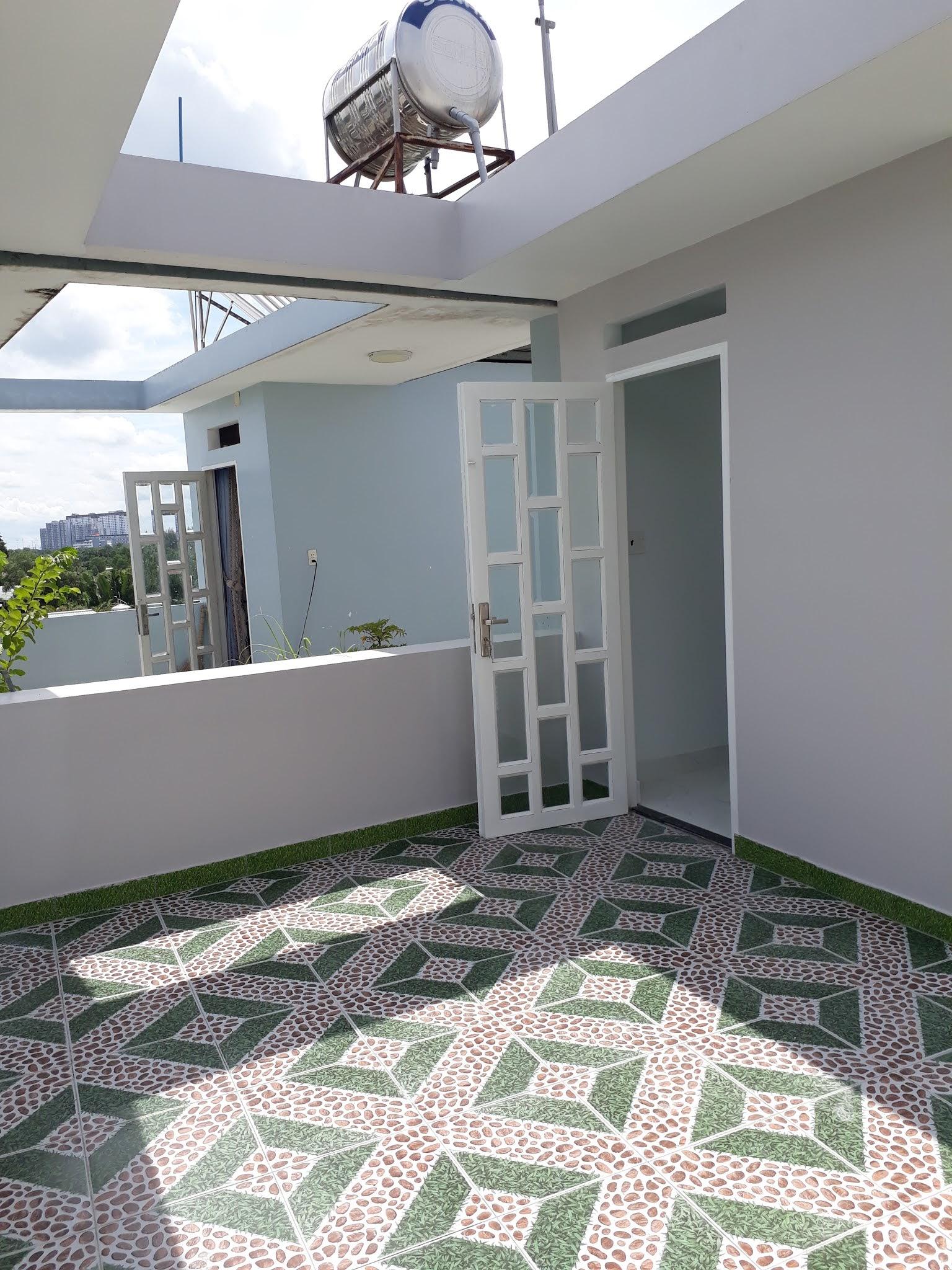 Bán nhà đường Phạm Thế Hiển phường 7 Quận 8 2020 mới xây rất đẹp