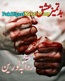 Batmeez Ishq (Complete Novel) By Radaba Noreen Free Download Pdf
