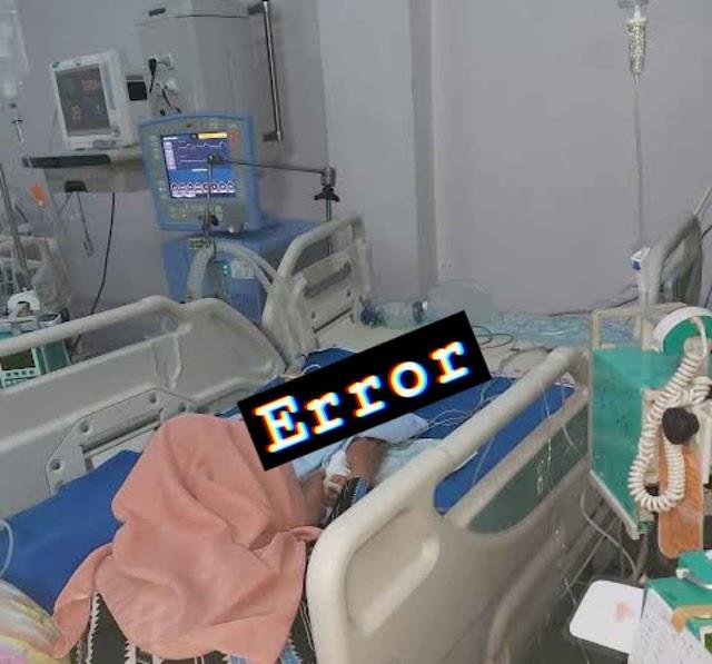 M, Syawal Bocah Empat Tahun Asal Julok Aceh Timur Butuh Dara Untuk Operasi Segera.