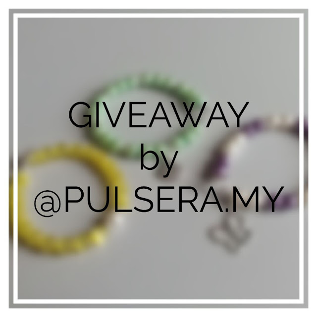 Giveaway by Pulsera MY