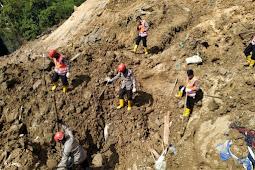 10 Orang Tewas Akibat Longsor di Proyek PLTA Batang Toru Telah Ditemukan