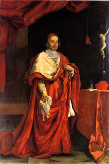 Carlo Maratta's portrait of Antonio Barberini as an older man