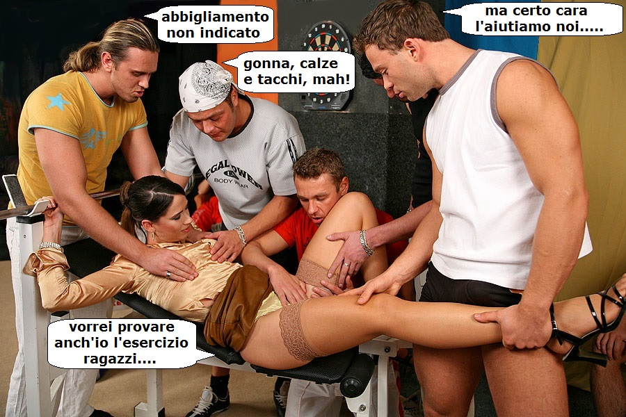 Confessioni erotiche di una moglie infedele - 2 4