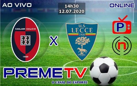 Cagliari x Lecce Hoje Ao Vivo