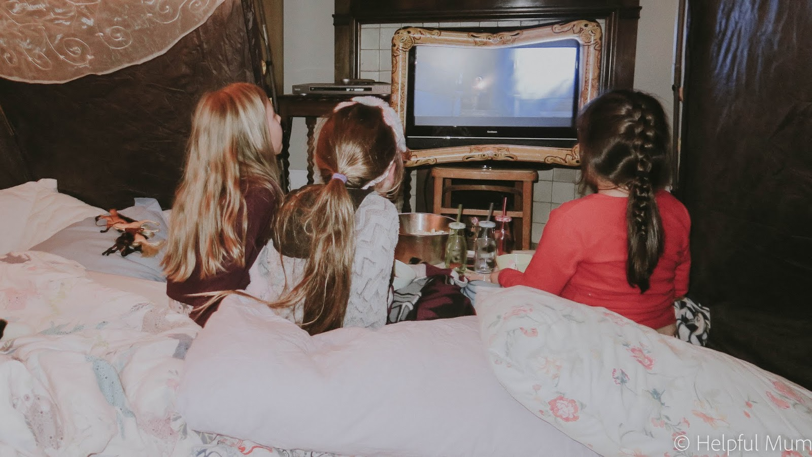 sleepover party film