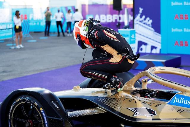 Da Costa retoma el campeonato de la Fórmula E como lo dejó, ganando