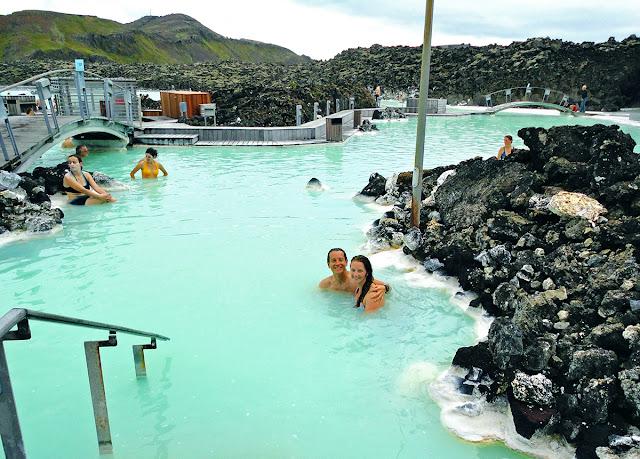Lagoon Bar Reykjavik Iceland