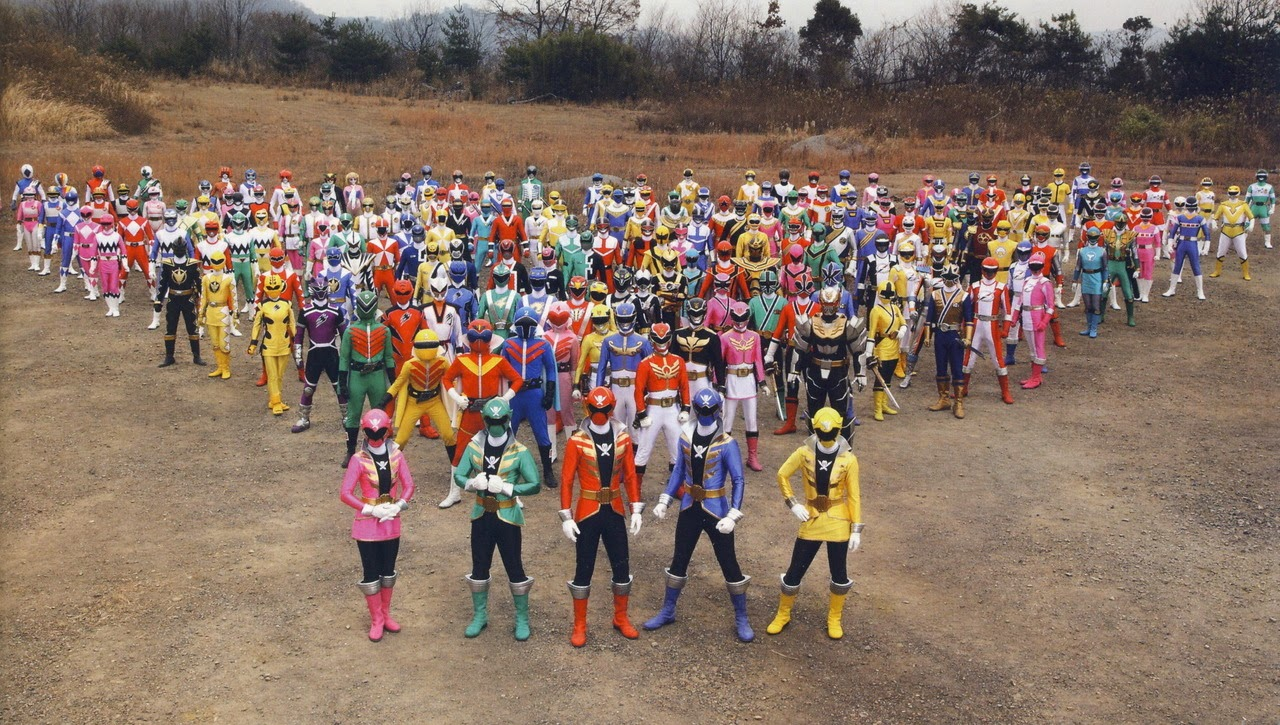 Power rangers super megaforce season 1 episode 4