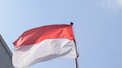Viral! Kibarkan Bendera Merah Putih Kusam Bisa Didenda Rp10 Juta
