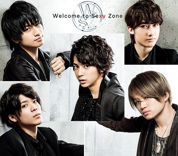 [Album] Sexy Zone – Welcome to Sexy Zone (2016.02.24/MP3/RAR)