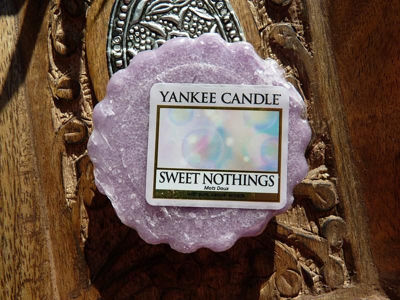 Yankee Candle Sweet Nothings