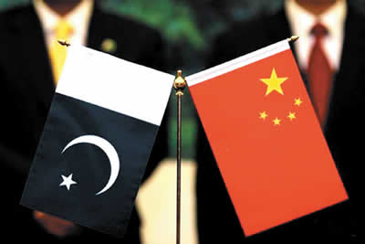 Pak China Flags