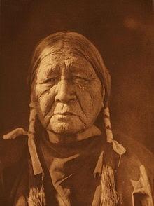 Mulher Comanche.