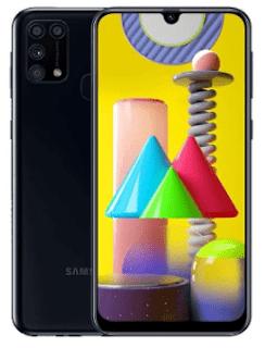 Cara Hard Reset Samsung M31