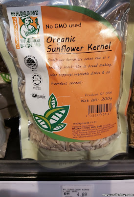 Organic Sunflower Kernel USA