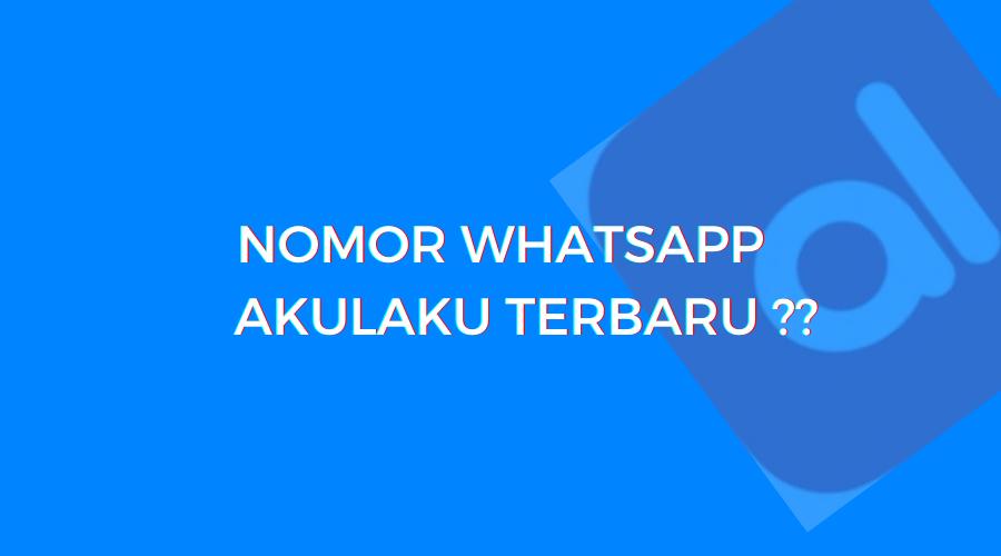 Call Center Whatsapp Akulaku