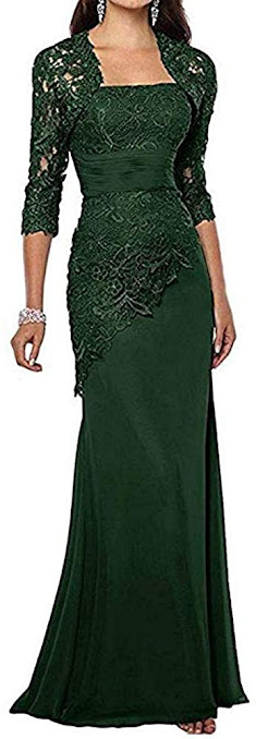 Good Quality Green Mother of The Bride Dresses
