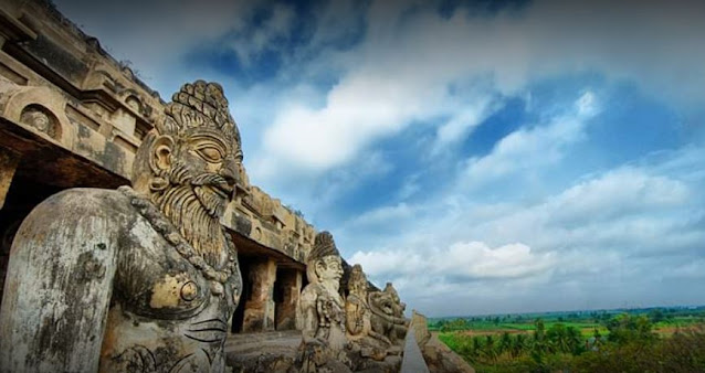 Undavalli Caves Vijayawada