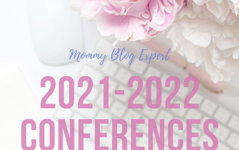 Chicago Convention Calendar 2022.Mommy Blog Expert Influencer 2021 2022 Conferences