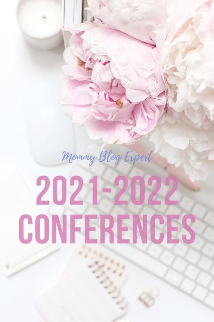 Influencer Conference Calendar 2021