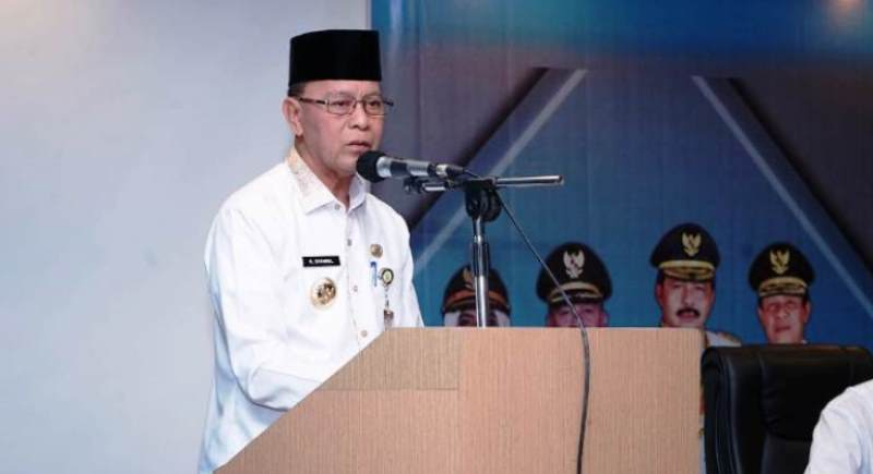 Kondisi Wali Kota Tanjungpinang Membaik dari Covid-19