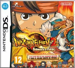 Rom Inazuma Eleven 2 Firestorm NDS