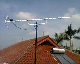 jasa pasang antena tv harapan mulya