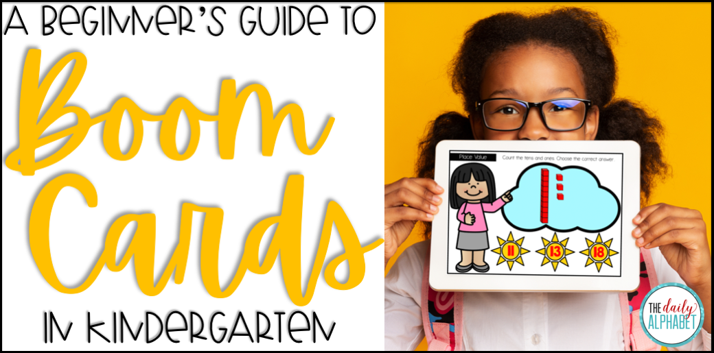 Boom Cards are digital task cards that are just perfect for little learners!  If you need help in getting started, you've come to the right place!