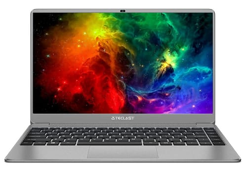 TECLAST 8GB+256GB Up to 2.6GHz Quad Core Traditional Laptop