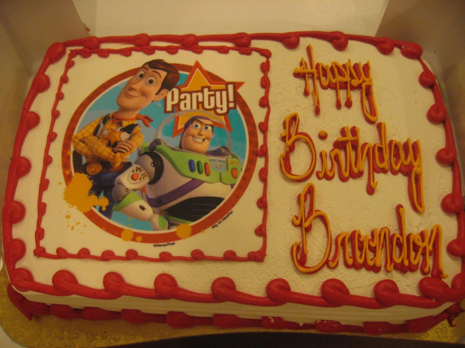 The Newman Family Happy 5th Birthday Brandon