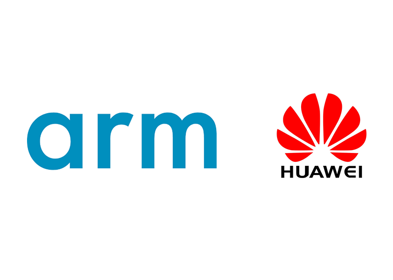 ARM suspends business with Huawei