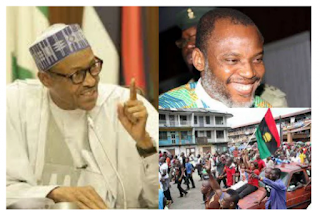 Quit notice to Igbos: Buhari is a ruler, Nnamdi Kanu a leader – Omokri mocks Presidency