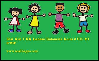 Download dan dapatkan kisi kisi ukk/ uas genap bahasa indonesia/ bindo kelas 3 semester 2 sesuai dengan kurikulum ktsp file doc pdf gratis