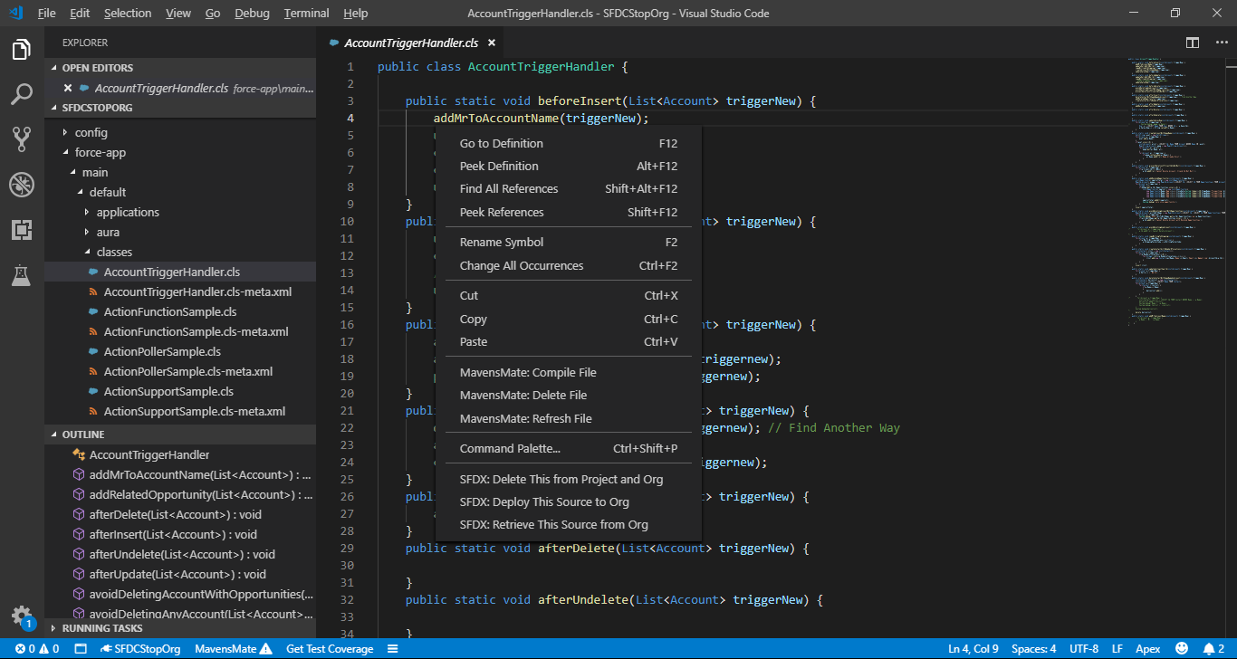 How to setup Visual Studio Code for Salesforce ? - SFDC Stop