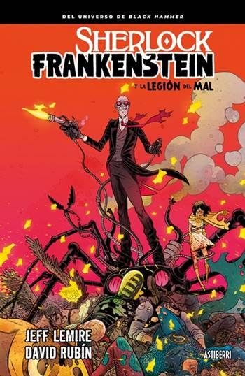Sherlock Frankenstein es spin off de Black Hammer